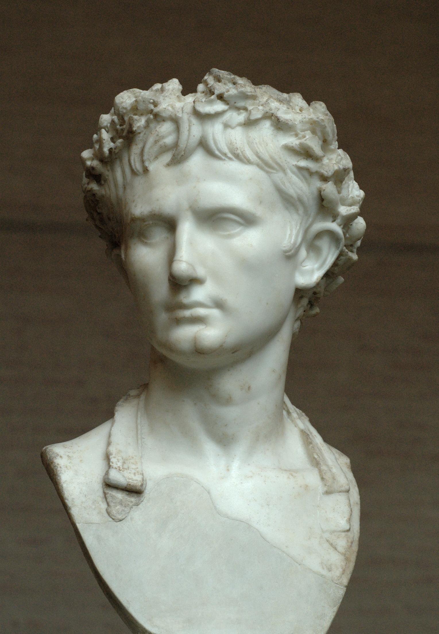 Gaius Julius Caesar Octavianus Augustus Ehistory