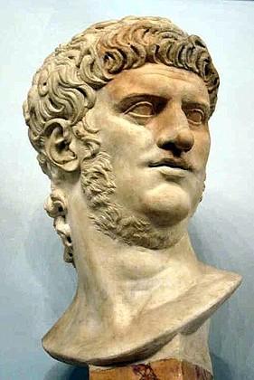 Nero Claudius Caesar Drusus Germanicus | eHISTORY