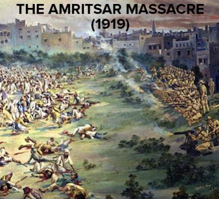 The Amritsar Massacre (1919)