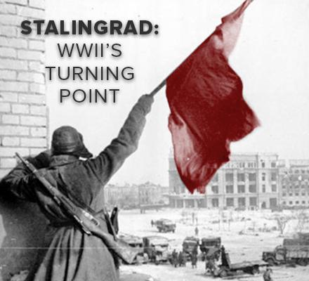 Stalingrad: WWII's Turning Point