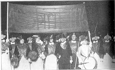 Suffrage Victory Celebration NY 1912 photo.JPG (19896 bytes)