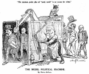 The Model Political Machine | eHISTORY